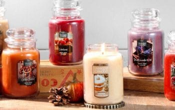 Yankee Candle: Buy 2 Get 2 Free Jar or Tumbler Candles + $1 Car Air Fresheners
