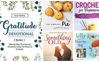 Thanksgiving Special: 35 FREE Kindle Books