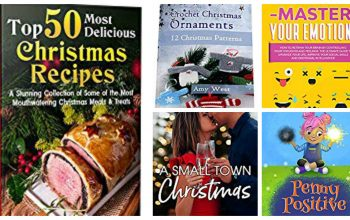 10 FREE Kindle Books for 11/23