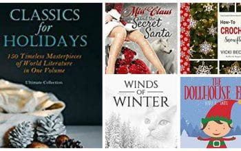 30+ FREE Holiday Themed Kindle Books (Updated 12/3)