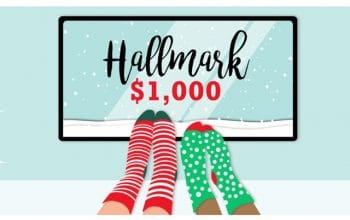 Earn $1,000 for Watching Hallmark Christmas Movies (Apply by 12/6)