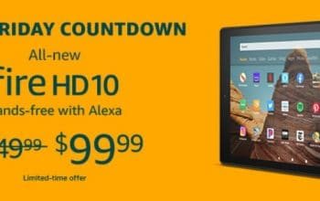 HUGE Savings on Fire Tablets at Amazon – Save Up to $50!
