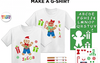 FREE Kids 'Make a G-Shirt' Event at JCPenney on 12/14