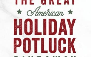 Beringer Main & Vine The Great American Holiday Potluck Giveaway (Ends 12/31)