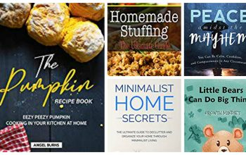 15 FREE Kindle Books for 11/8