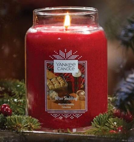 Yankee Candle Mountain Holiday Sweepstakes