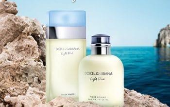 FREE Dolce&Gabbana Light Blue Fragrance Sample
