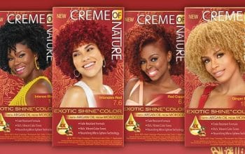 Possible FREE Creme of Nature Argan Exotic Shine Hair Color