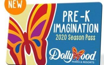FREE Dollywood Pre-K Imagination Season Pass