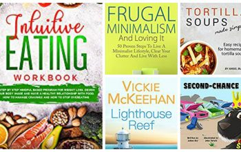 10 FREE Kindle Books for 12/4