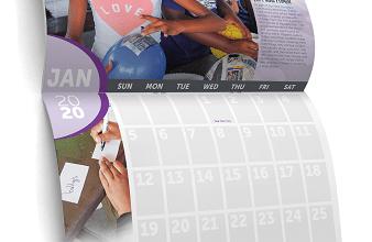 FREE 2020 Erie Arts & Culture Positive Impact Calendar
