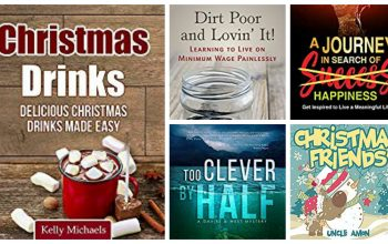 20 FREE Kindle Books for 12/3